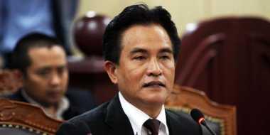Yusril: RUU Pemilu,Presidential Threshold Tak Relevan Diberlakukan