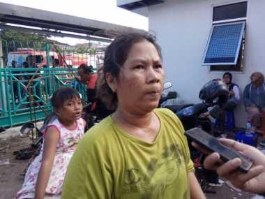Kisah Pilu Pedagang Baju di Pasar Senen yang Kiosnya Terbakar Habis