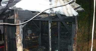 Kakek 83 Tahun Terbakar di Dalam Rumah