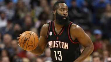 James Harden Tampil Kesetanan, Rockets Tetap Kalah dari Heat