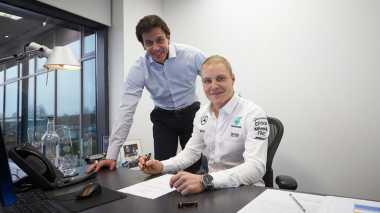 Kontrak Satu Tahun Bersama Mercedes, Valtteri Bottas Harus Tampil Baik