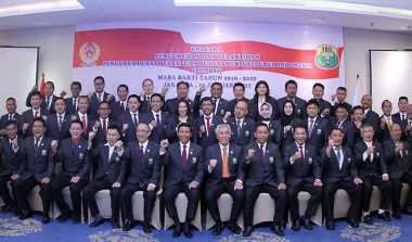 Pengurus PBSI Periode 2016-2020 Diresmikan