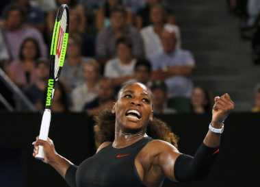 Serena Williams Melaju Mulus ke Babak Ketiga Australia Open