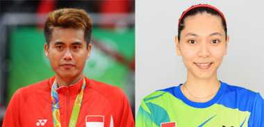 Debut Tontowi/Gloria Tembus Perempatfinal Malaysia Masters