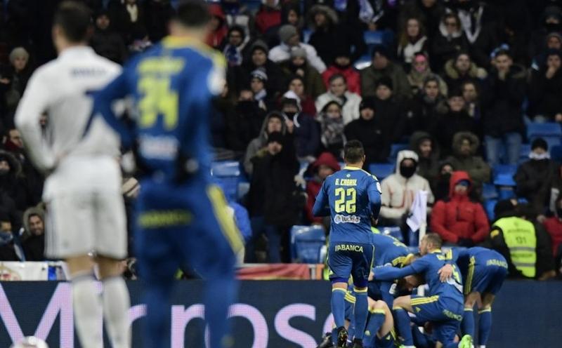 Madrid Layak Kalah dari Celta Vigo