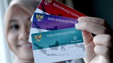 Penerima Kartu Menuju Sehat di Yogyakarta Menurun