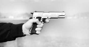 Todongkan Pistol ke Warga, Direktur Koperasi Diamankan Polisi