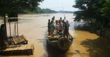Sungai Bengawan Solo Siaga 1, 146 Desa di Bojonegoro Terancam Banjir