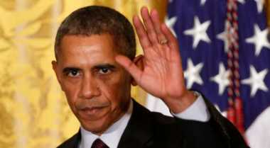 Ini Daftar Kegiatan Obama di Hari Terakhir Jadi Presiden AS