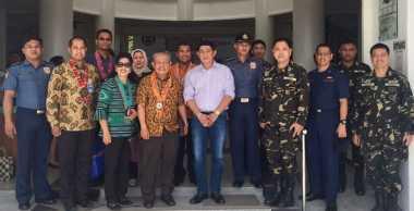Konjen RI Undang Gubernur Davao Hadiri Pameran Kuliner Indonesia