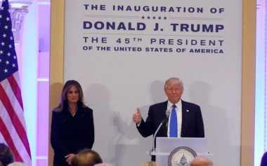 FOKUS: Momentum Spesial Jelang Pelantikan Trump Sebagai Presiden Baru AS