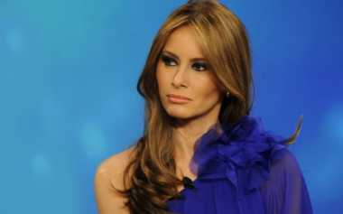 Fakta Menarik tentang Melania Trump, sang First Lady of United States