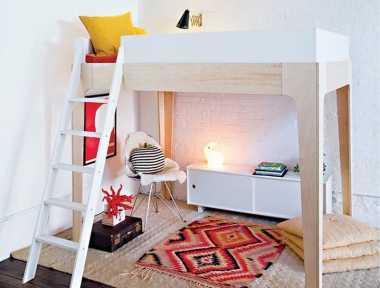 Apartemen Sempit, Siasati Tempat Tidurnya seperti Ini