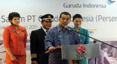 Ditetapkan Tersangka, Eks Dirut PT Garuda Indonesia Dicekal ke Luar Negeri