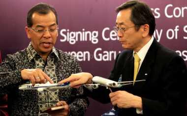 KPK Beberkan Bukti Keterlibatan Emirsyah Satar di Kasus Suap Pesawat Garuda