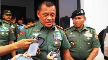 Panglima TNI Targetkan Pemerataan Prajurit pada Februari