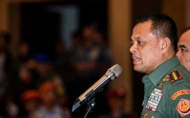 Panglima Targetkan TNI Bebas Korupsi pada Tahun Ini