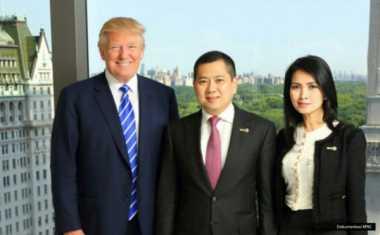 Kedekatan Trump-Hary Tanoe Jadi Babak Baru Hubungan Amerika-Indonesia