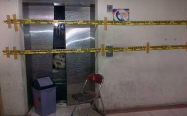 Lift Gedung BRI II Terjatuh dari Lantai 3