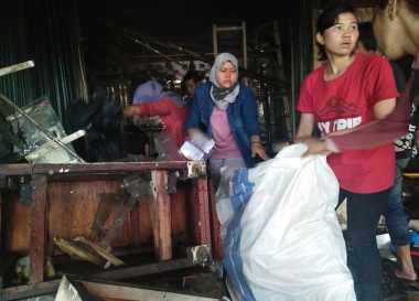 178 Personel Polisi Berjaga di Pasar Senen
