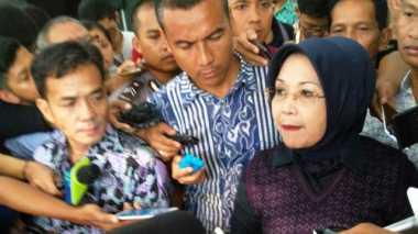 Diperiksa 7,5 Jam, Sylviana Murni Sesalkan Surat Panggilan Polisi