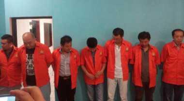 Imigrasi Ringkus 10 Pekerja Ilegal Asal China dan India di Palembang