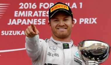 Rosberg Pensiun, Dominasi Mercedes di F1 Bakal Berakhir