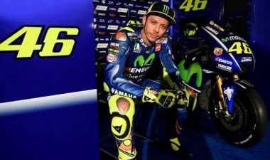 Rossi: Saya Sudah Terbiasa Bersaing dengan Rekan Setim