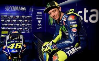 Rossi Ingin Konsentrasi Penuh di MotoGP 2017