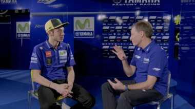 Rossi Harap Tak Lagi Sial di MotoGP 2017