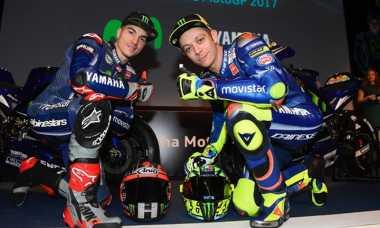 Tak Ingin Ada Masalah, Vinales: Saya & Rossi Harus Terus Saling Menghormati