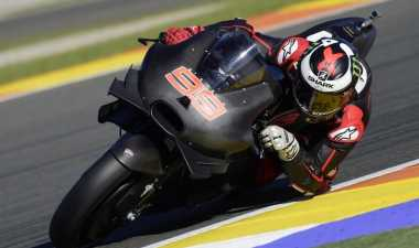 Rossi: Kepindahan Lorenzo ke Ducati Sukses Curi Perhatian