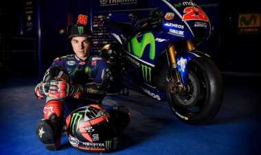 Vinales Tatap MotoGP 2017 dengan Kepercayaan Diri Tinggi