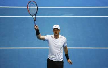 Tahan Rasa Sakit pada Ankle, Andy Murray Lolos ke Babak Keempat Australia Open 2017