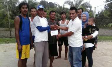 Perindo Tanjung Morawa Peduli Olahraga Voli