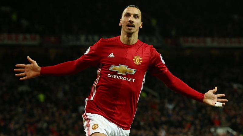 Zlatan Diyakini Bisa Terus Main di Manchester United Sampai Usia 40