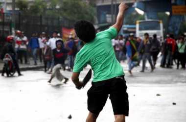 Provokator Bentrokan 4 Desa di Indramayu Ditangkap di Muara Angke