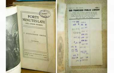 Butuh 100 Tahun untuk Kembalikan Buku Ini ke Perpustakaan