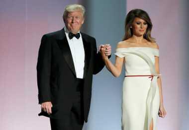 Pesta Dansa Inagurasi, Trump: Hari Ini Luar Biasa