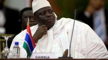 Penguasa Gambia Akhirnya Bersedia Mengundurkan Diri