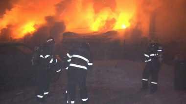 Kelab Malam Kelas Atas di Rumania Terbakar, Pengunjung Loncat ke Danau