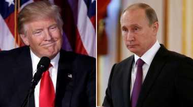 Kremlin: Putin Siap Bertemu Trump