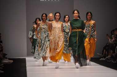 TREN FASHION 2017: Tren Busana Wanita di Jakarta Fashion Week 2017