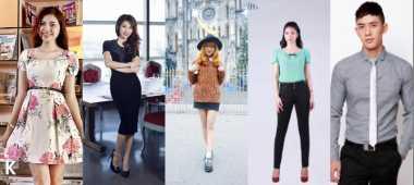 TREN FASHION 2017: Tren Fesyen Anak Muda Vietnam Terinspirasi Korea