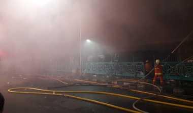 Kebakaran Pasar Senen, Pengawasan Pengelola Dipertanyakan
