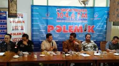 KPU DKI Tak Terganggu Hasil Survei Pilgub