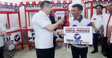 Kader Muda Perindo Banten Berwirausaha Bangkitkan Ekonomi Daerah