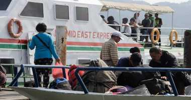 Kronologi Pengamanan 141 TKI dari Kapal yang Terombang-ambing di Perairan Riau