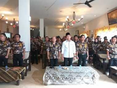 FKPPI Tangsel Bertekad Menangkan WH-Andika untuk Banten