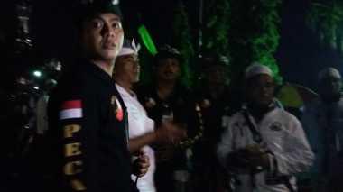 Ketika Pecalang Ikut Amankan Tabligh Akbar di Bali